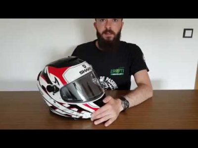 vlog 10 – review casca Shark Speed-R 2