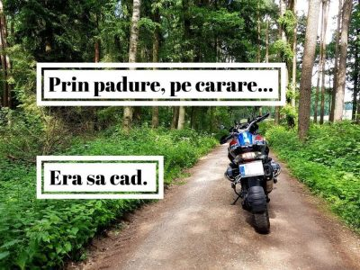 vlog 16 – prima data pe off road si era sa cad