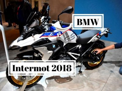 standul BMW la INTERMOT 2018 – R1250GS