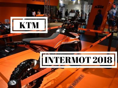standul KTM la INTERMOT 2018 – walkaround KTM 790 Adventure R