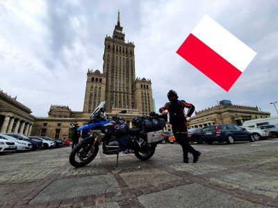 Baltic Tour on R1200GS | Ep. 2 – Polonia