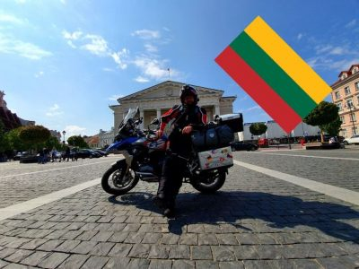 Baltic Tour on R1200GS | Ep. 3 – Lituania