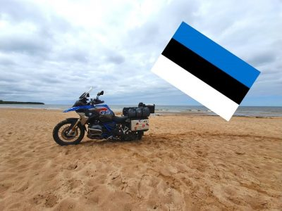 Baltic Tour on R1200GS | Ep. 5 – Estonia