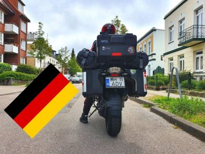 Baltic Tour on R1200GS | Ep. 9 – Germania (aproape acasa)