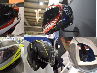 EICMA 2019 | Equipment – Helmets