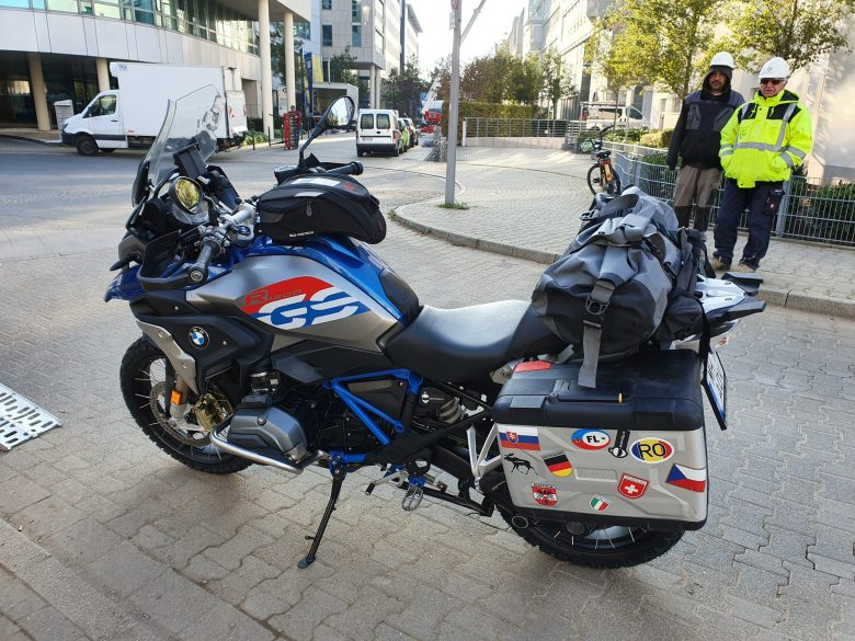 Go South – The Patagonia Ride – The Motorcycle