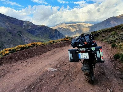 Patagonia on R1200GS | Ep. 1 – Paso Vergara and Laguna Teno