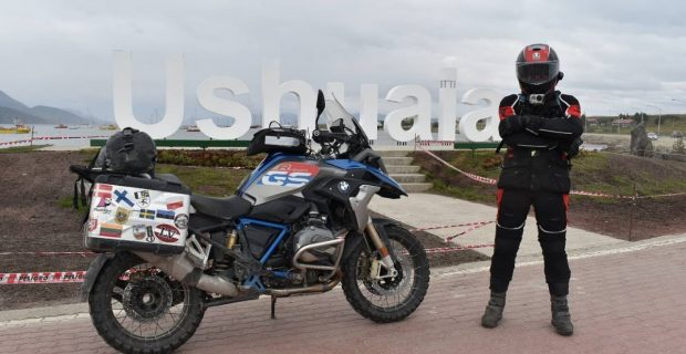 Patagonia on R1200GS | Ep. 7 – Ushuaia. Reaching the End of the World