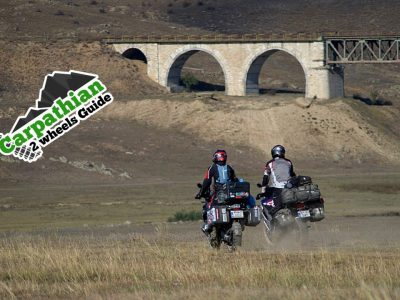 Off-Road Romania – Ep. 2 | Track Scouting in Dobrogea